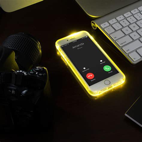Luma Notification Light Iphone Case » Petagadget