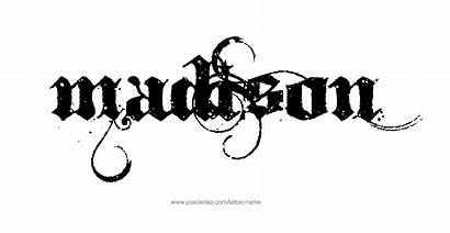Madison Tattoo Designs Names Michael Joaoleitao Different