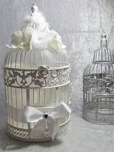 Cage Oiseau Deco : cage oiseaux decorative pour mariage ~ Teatrodelosmanantiales.com Idées de Décoration