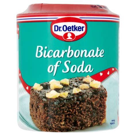 bicarbonate cuisine dr oetker bicarbonate soda 200g groceries tesco groceries
