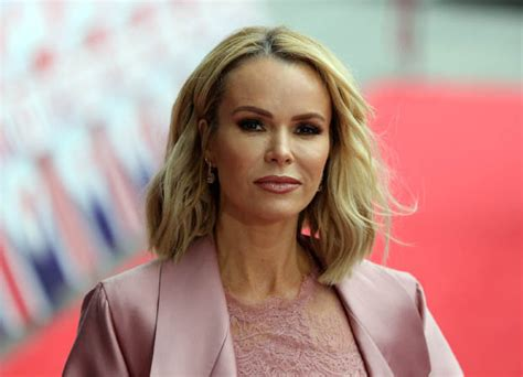 Bgt Star Amanda Holden Vows She'll Be The Next Carry On