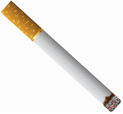 Cigarette Cigarettes Clipart Filter Transparent Background Smoking