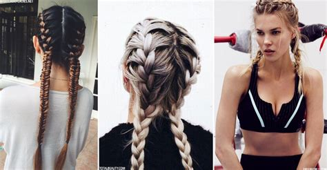 5 Easy Ways To Step Up Your Gym Hair Game Cute Easy Haircuts For Curly Hair Updos Long Weddings Good Hairstyles Afro Medium Length Short Hairstyle Special Occasion Halter Wedding Dress 2016 Color Bob Weave With Bangs