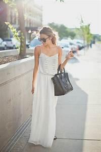Robe Blanche Longue Boheme : la robe longue d 39 t 65 belles variantes ~ Preciouscoupons.com Idées de Décoration