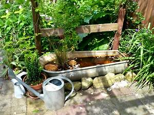 Badewanne Freistehend Für Garten : badewanne pflanzen garten ~ Markanthonyermac.com Haus und Dekorationen