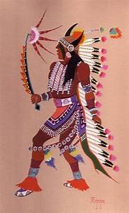 Portfolio Picture Size Kiowa Indian Art Portfolio By Stephen Mopope Fine Art