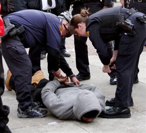 police arrest   st patricks day parade