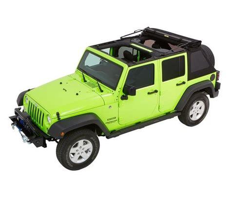 jeep soft top 4 door bestop trektop nx glide convertible soft top 4 door jeep