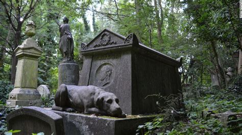 londons great cemeteries   coolest gravestones