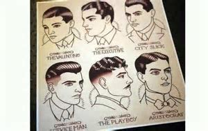 Mens Hairstyles 1920s   YouTube