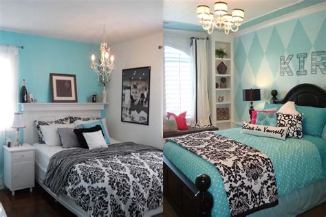 turquoise  black bedroom ideas   home interior god
