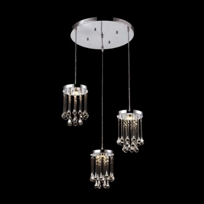 light and strong metal beautiful clear crystal balls and strong metal base add