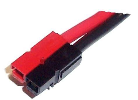 crimp  anderson powerpole connector