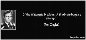 WARNING: The Em... Watergate Tape Quotes