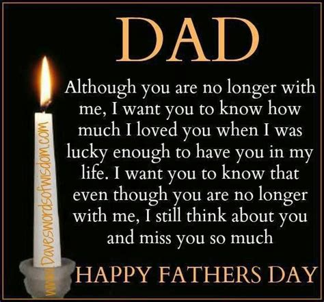 happy fathers day quote  dads    longer