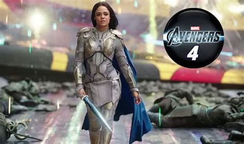 avengers infinity war  valkyrie alive