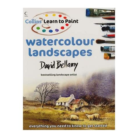 learn to paint watercolour landscapes book bellamy s bivouac
