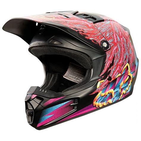 canadian motocross gear fox racing v1 dragnar youth helmet kids helmets kids