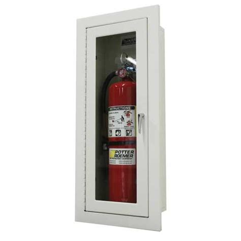 Recessed Extinguisher Cabinet Mounting Height by Potter Roemer Extinguisher Cabinet