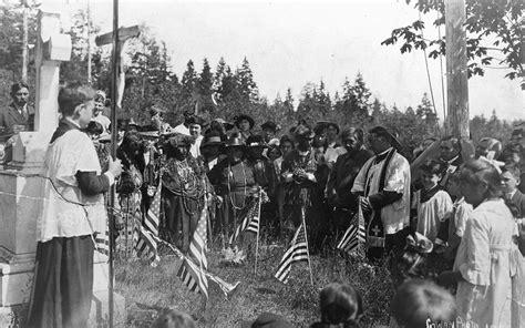 chief seattle days  suquamish tribe
