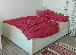 Bett 140x200 Ikea : ikea brusali bett 140x200 in heidelberg betten kaufen und verkaufen ber private kleinanzeigen ~ Udekor.club Haus und Dekorationen