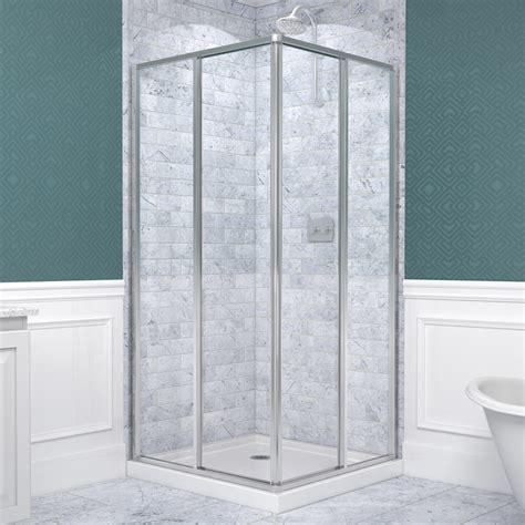 Shower Stall Enclosures by Shower Enclosures