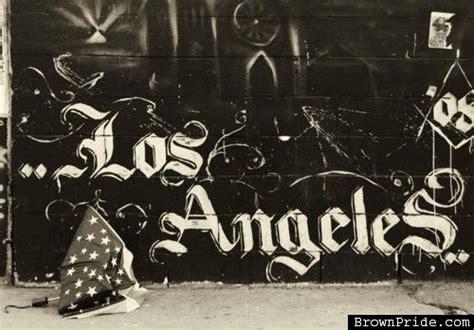 los angeles graffiti   english los angeles angel