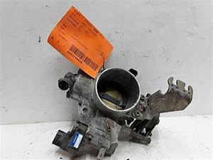 01 02 Acura Mdx 03 04 Honda Pilot 3 5 L Engine Throttle Body Oem