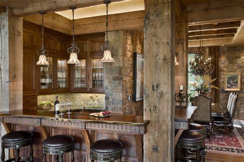Pottery Barn Kitchen Ideas - 16 esempi di angolo bar in casa con arredamento rustico mondodesign it