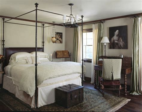 english country home  marin traditional bedroom