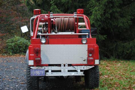 jeep fire truck for sale 1974 jeep cj 5 fire truck brush truck classic jeep cj