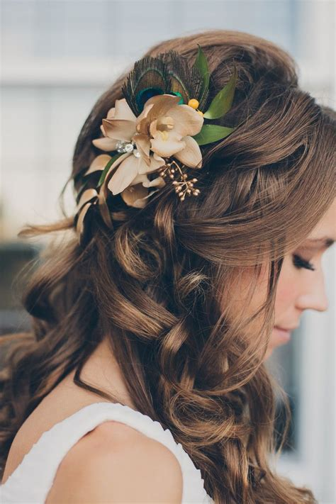 17 Simple But Beautiful Wedding Hairstyles 2020 Pretty