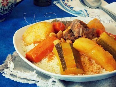 cuisine rapide sans four couscous algérien le cuisine de samar