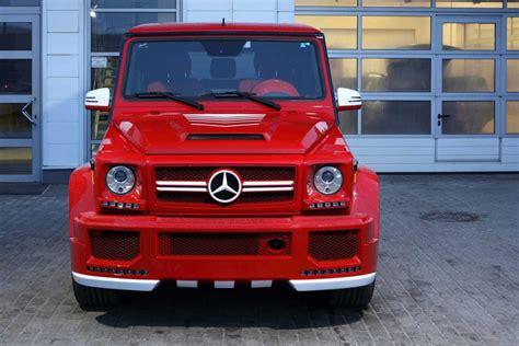 Mercedes G-klase I Dalje Je Najinteresantniji
