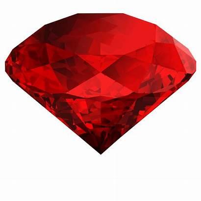 Transparent Gem Background Ruby Clipart Diamond Gemstone