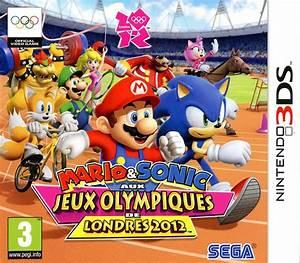 Mario Sonic Aux Jeux Olympiques De Londres 2012 Sur