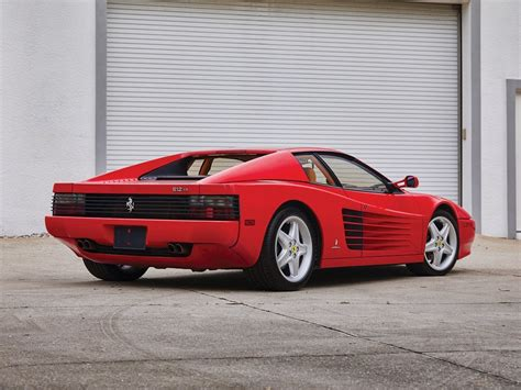 This affects some functions such as contacting salespeople, logging in or managing your vehicles for sale. 1993 Ferrari 512 TR For Sale by Auction | Car And Classic