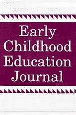 early childhood education journal wikipedia