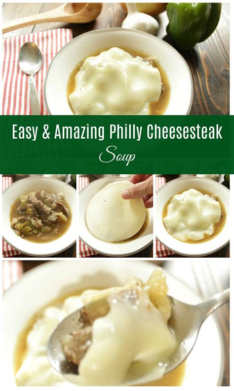 philly cheesesteak keto soup health home happiness