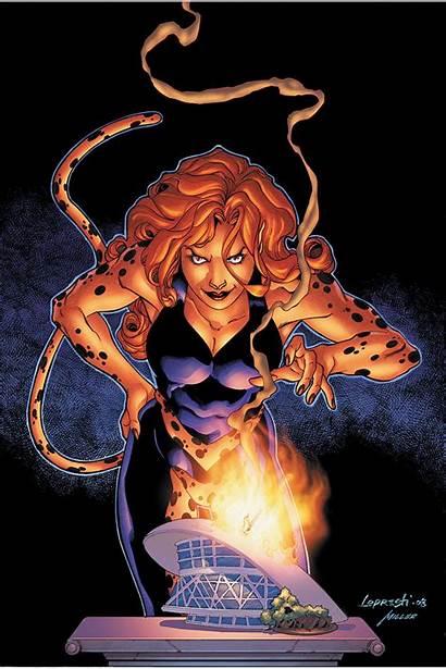 Cheetah Dc Marvel Wiki Wikia Fandom Database