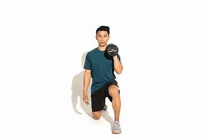 Dumbbell Kneeling Workout Half Strength Anything Training