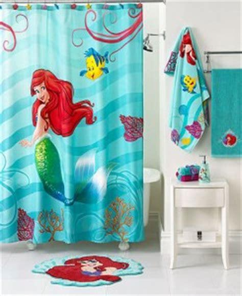 disney princess ariel  mermaid bathroom decor cool stuff  buy  collect