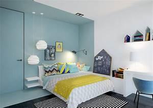 Rendre Une Chambre D39Enfant Plus Attrayante