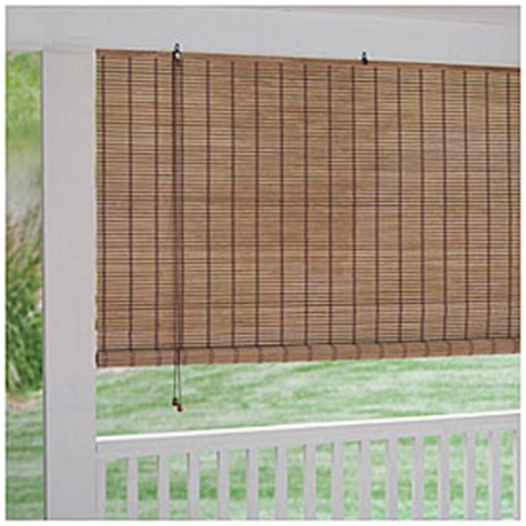 Walmart Room Darkening Curtains by Bamboo Roll Up Blinds Big Lots