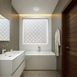 17 meilleures idees a propos de intimite fenetre de salle With salle de bain design avec film décoratif pour fenêtre