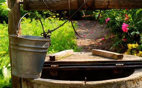 brunnen spülen mit hochdruckreiniger gartenbrunnen