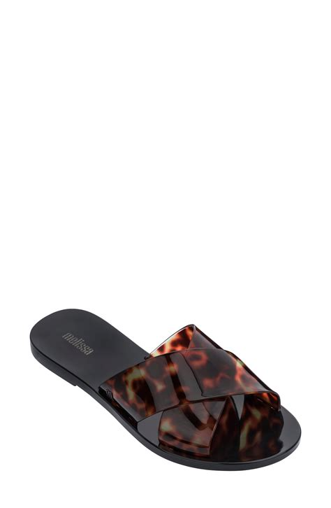 womens melissa essential  sandal size
