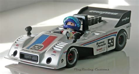 playmobil porsche playracing customs brumos porsche playmobil pinterest