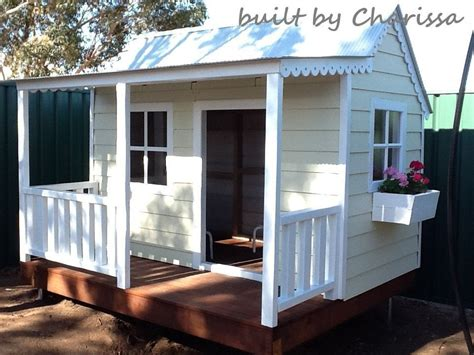 diy wendy house woodworking plans
