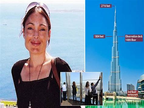Woman Leaps To Death From 148th Floor Of Burj Khalifa